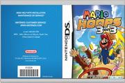 任天堂 Mario Hoops 3-on-3说明书