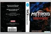 任天堂 Metroid Prime Hunters说明书