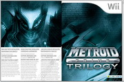 任天堂 Metroid Prime Trilogy说明书