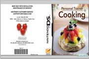 任天堂 Personal Trainer: Cooking说明书