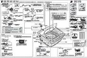 海尔 波轮7.0公斤 双动力洗衣机 XQS70-TY118 至爱 说明书