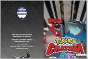 任天堂 Pokémon Colosseum说明书