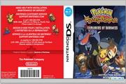 任天堂 Pokémon Mystery Dungeon Explorers of Darkness说明书