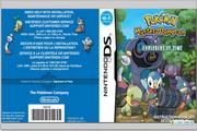 任天堂 Pokémon Mystery Dungeon Explorers of Time说明书