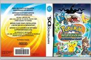 任天堂 Pokémon Ranger: Shadows of Almia说明书