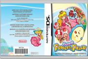 任天堂 Super Princess Peach说明书