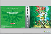 任天堂 The Legend of Zelda: The Minish Cap说明书