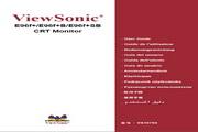优派E96F系列CRT显示器简体中文版说明书