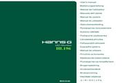 瀚视奇HL196DBB液晶显示器使用手册