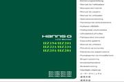 瀚视奇HZ221D液晶显示器使用手册