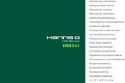 瀚视奇HH241D液晶显示器使用手册