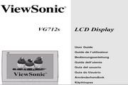 优派VG712S液晶显示器简体中文版说明书