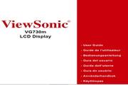 优派VG730M液晶显示器简体中文版说明书