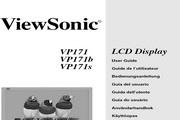 优派VP171液晶显示器简体中文版说明书