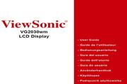 优派VG2030WM液晶显示器简体中文版说明书