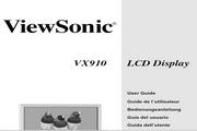 优派VX910液晶显示器简体中文版说明书