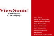 优派VX1945WM液晶显示器简体中文版说明书