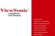 优派VX2025WM液晶显示器简体中文版说明书