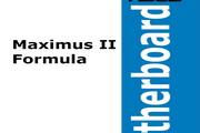 华硕Maximus II Formula主板说明书