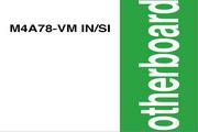 华硕M4A78-VM IN/SI主板英文版说明书