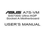 华硕A7S-VM主板英文版说明书