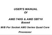 捷波MA3-740GSM主板说明书1.0版