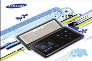Samsung三星 YP-K5 MP3播放器 说明书