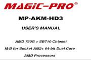 辉煌MP-AKM-HD3主板英文版说明书