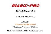 辉煌MP-A2N-D 2.0主板英文版说明书