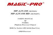 辉煌MP-A2N-8M HD主板英文版说明书