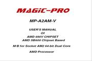 辉煌MP-A2AM-V主板英文版说明书