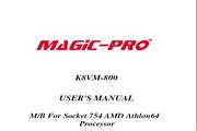 辉煌MP-K8VM 800主板英文版说明书