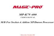 辉煌MP-K7V-400主板英文版说明书