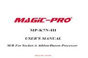 辉煌MP-K7N III主板英文版说明书