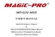 辉煌MP-G31-MSS主板英文版说明书