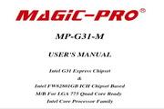 辉煌MP-G31-M主板英文版说明书