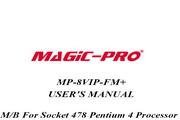 辉煌MP-8VIP-FM+主板英文版说明书