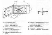 格兰仕 WD900ASL23微波炉 说明书
