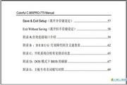七彩虹 C.P965-MVP Ver2.2主板说明书