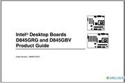 英特尔 台式机主板D845GRG说明书