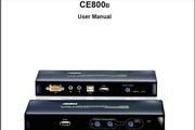 宏正CE800B说明书
