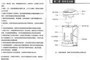 九阳豆浆机JYDZ-510W说明书
