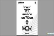 尼康 SB-R200闪光灯用户手册 说明书
