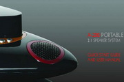 赛钛客A-200 Portable 2.1 Speaker说明书