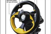 赛钛客R80 Pedal Wheel方向盘说明书