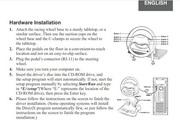 昆盈SPEED WHEEL 3 VIBRATION游戏控制器说明书