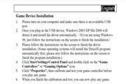 昆盈MaxFire Mini Game Pad游戏控制器说明书