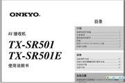 安桥家庭影院放大器 - TX-SR501说明书