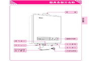林内强制给排气式燃气快速热水器(JSG16-C;JSG20-C)说明书