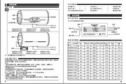 阿里斯顿慧心系列E3AM50SH2.0电热水器说明书